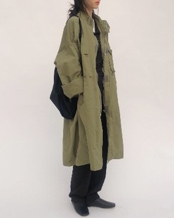 Unisex field Jacket (2color)