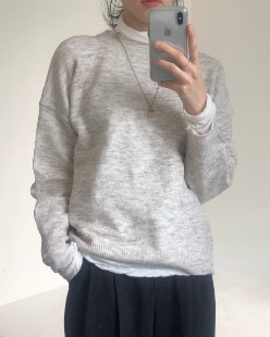 mist knit (4color)