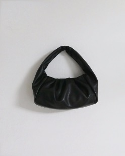 shirring hand bag (2color)