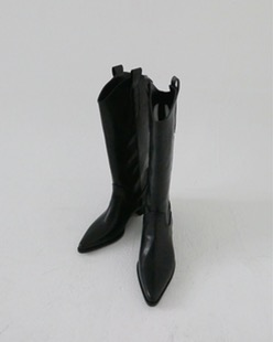 weston half boots (2color)