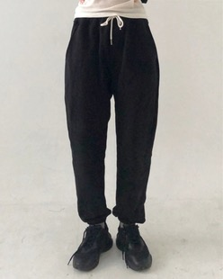 unisex jogger pants (2color)