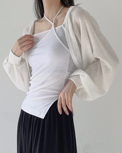 light bolero cardigan (3color)